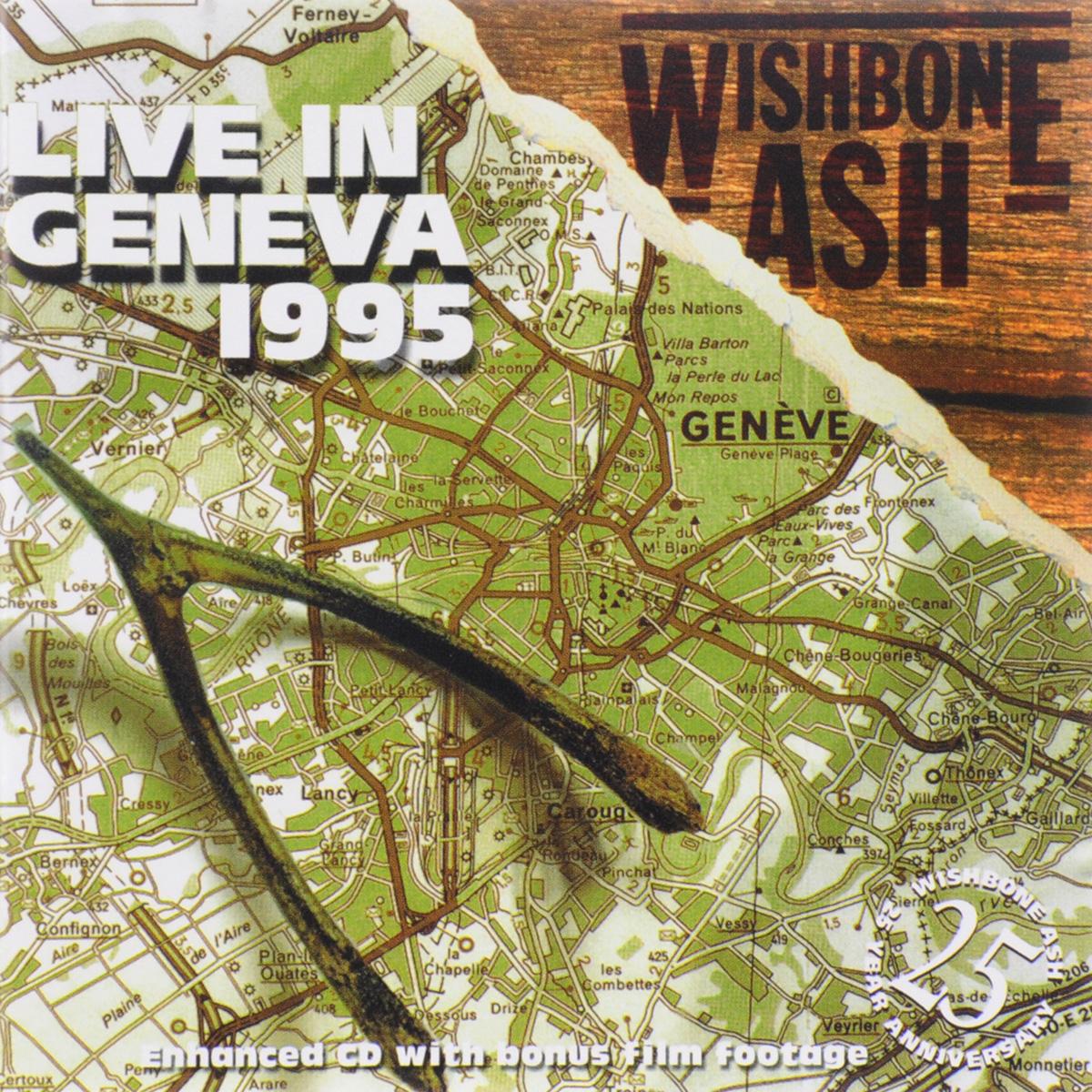 цена на Wishbone Ash Wishbone Ash. Live In Geneva 1995