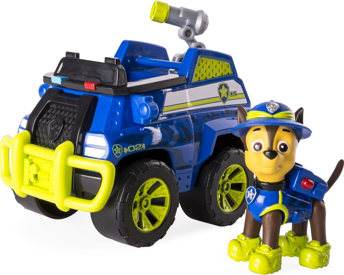 Paw Patrol Машина спасателя со щенком игровой набор paw patrol машина спасателя со щенком