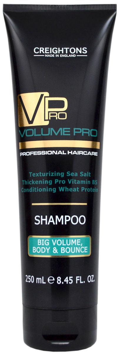 Creightons Шампунь для придания объема и упругости волосам, 250 мл
