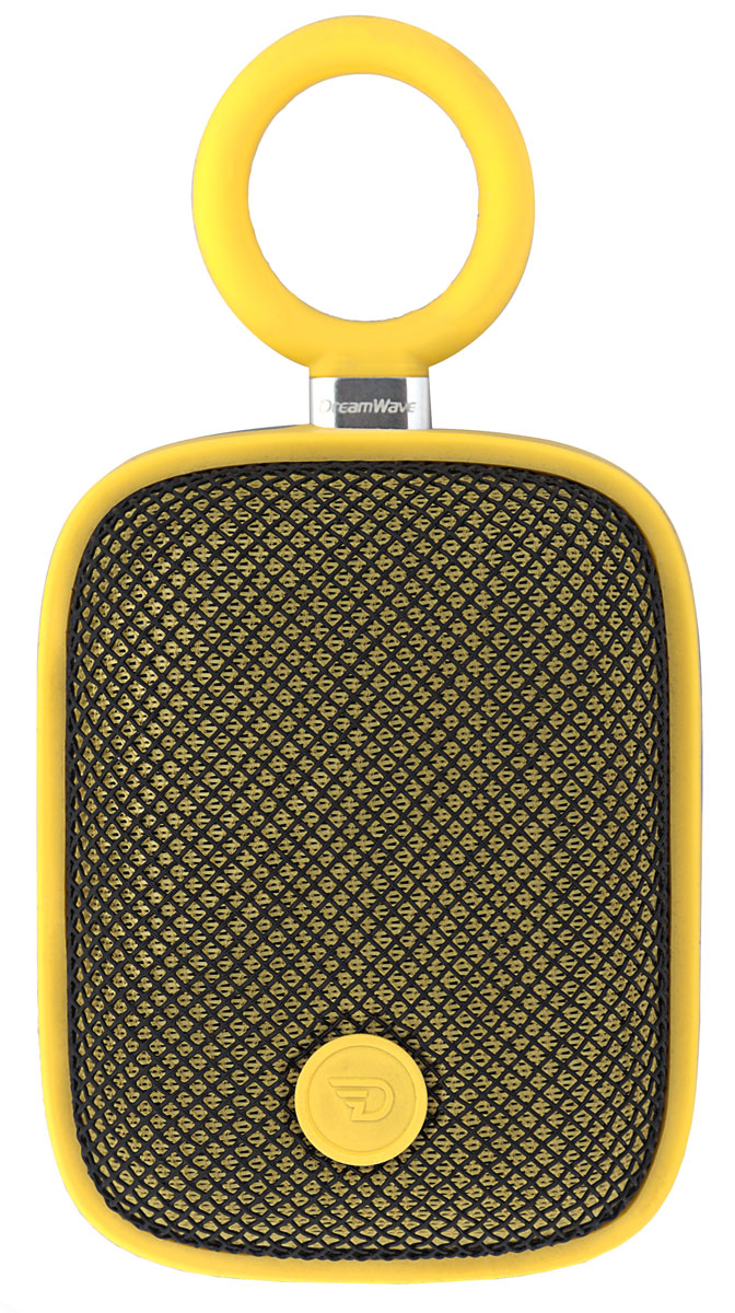 Беспроводная колонка DreamWave Bubble Pod, Yellow
