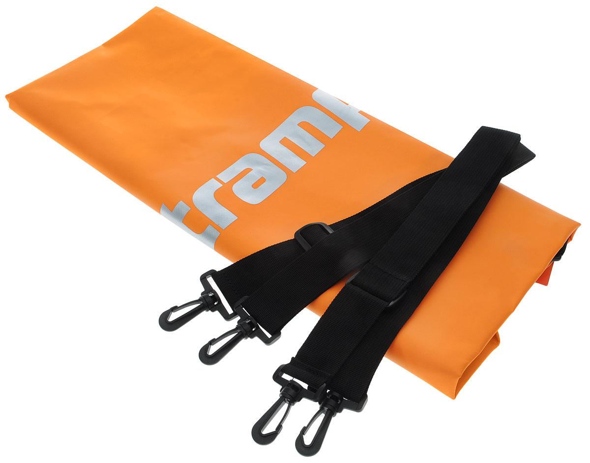 Гермомешок Tramp, цвет: оранжевый, 70 л. TRA-069