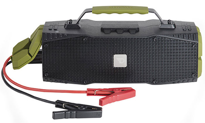 DreamWave Survivor, Khaki портативная Bluetooth-колонка цена и фото