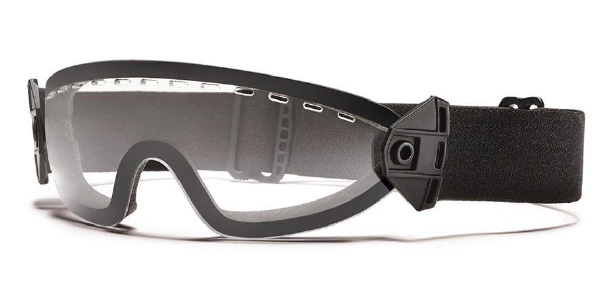 Защитные баллистические очки Smith Optics Boogie Soep, цвет: черный очки от глеба