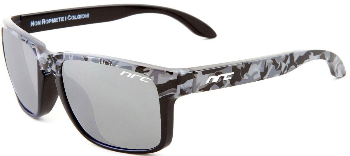 Очки солнцезащитные NRC, цвет: серый. 21047