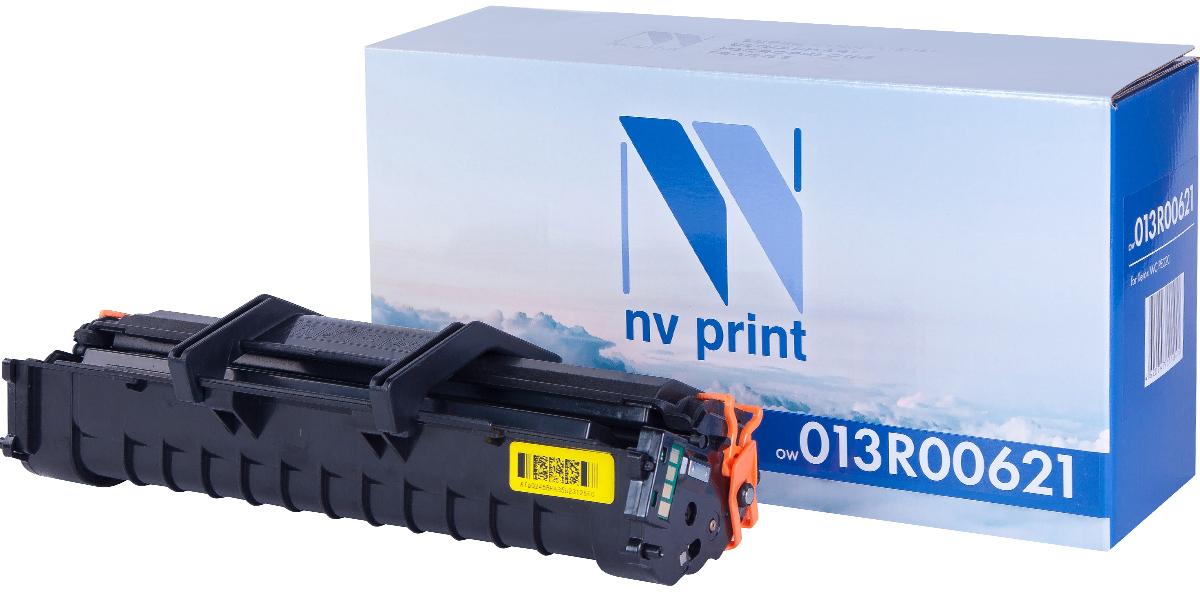 Картридж NV Print 013R00621, черный, для лазерного принтера