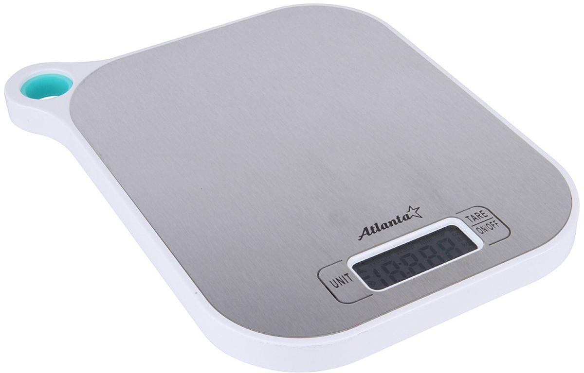 Кухонные весы Atlanta ATH-6208, White
