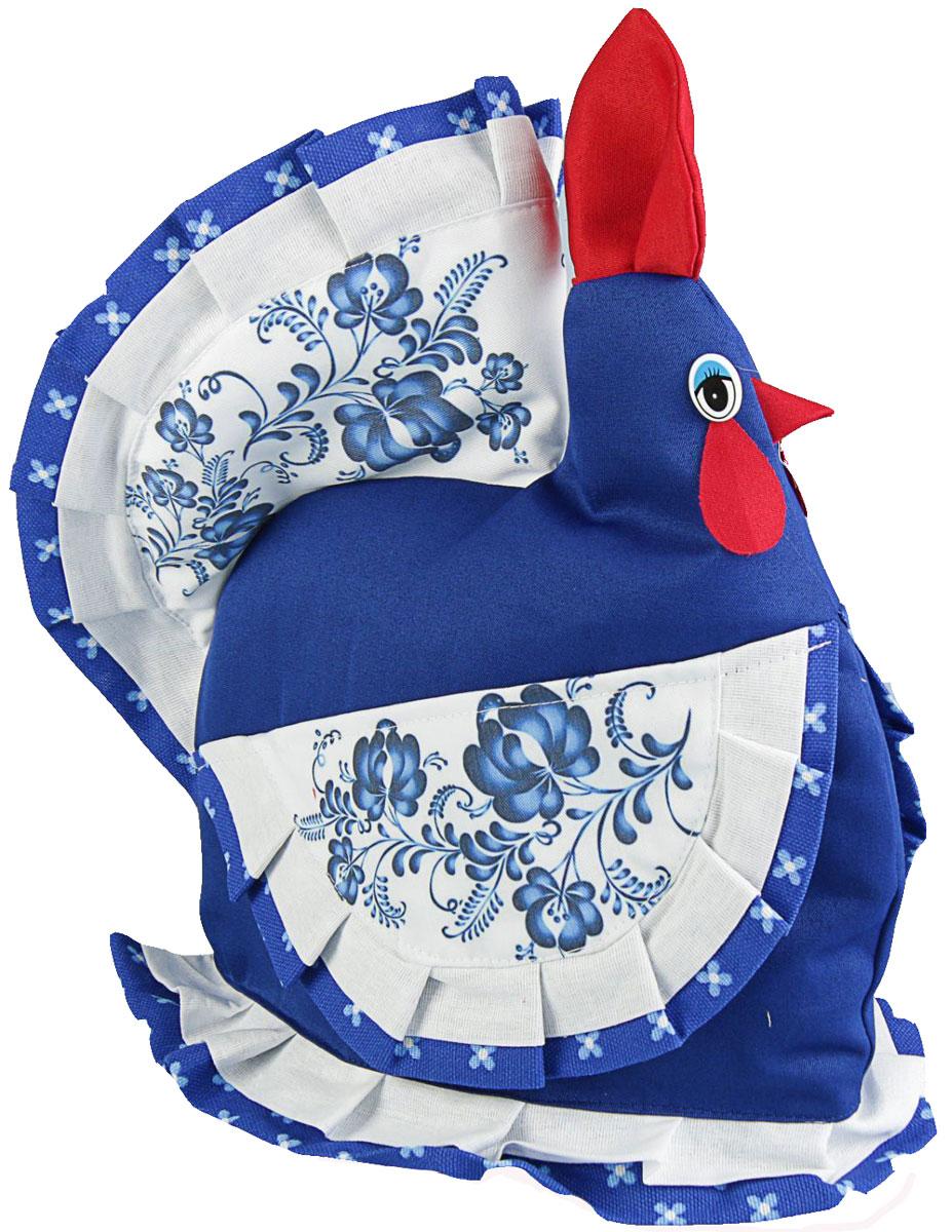 """Грелка на чайник """"Курица"""", 39 х 35 х 4 см"""