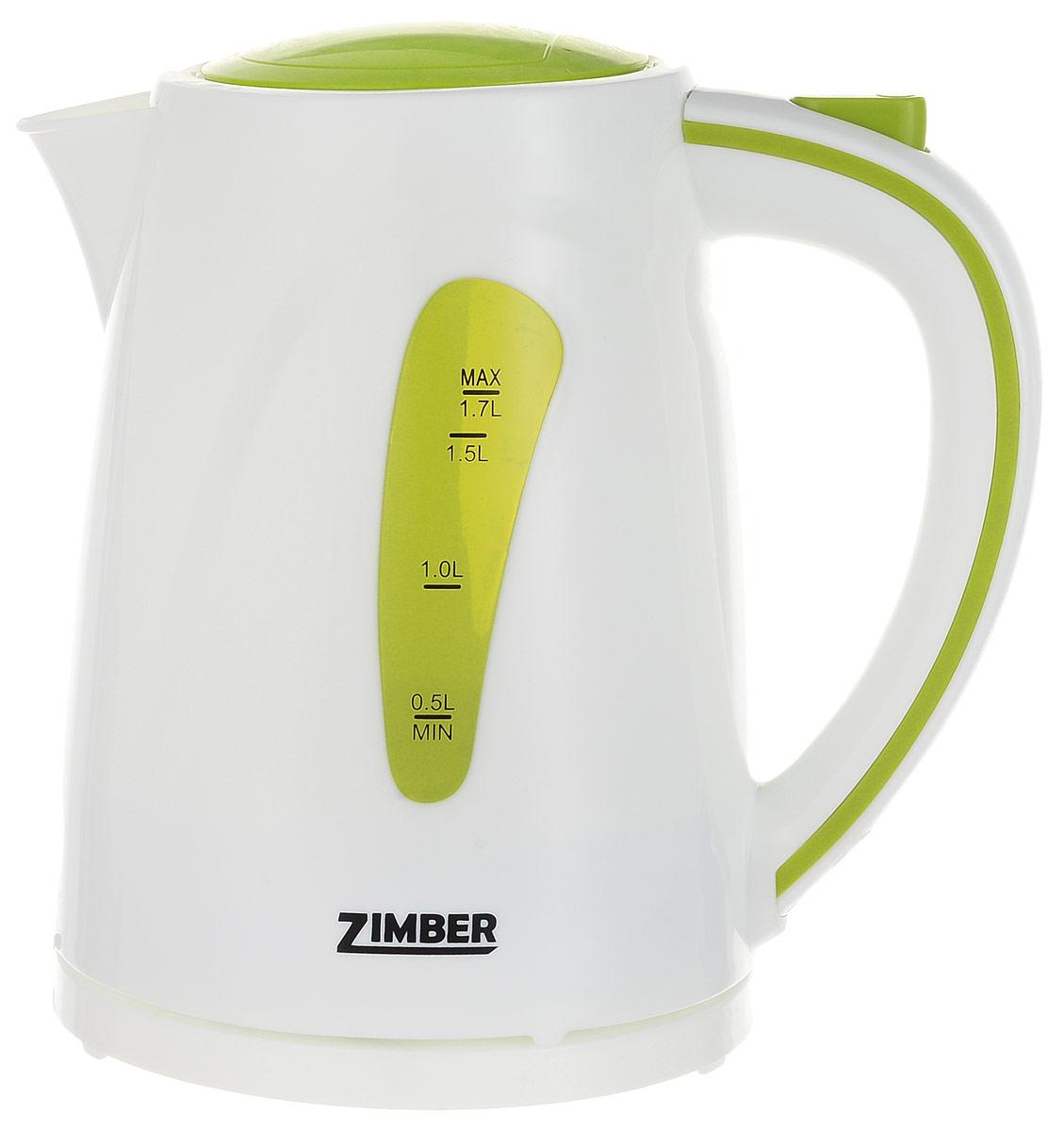 Zimber ZM-10838 электрический чайник цена и фото