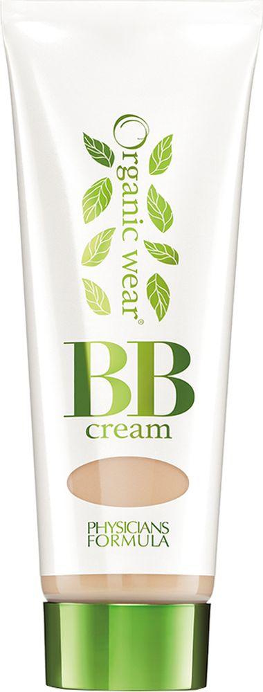 Physicians Formula ВВ Крем Органик SPF 20 Organic Wear Beauty Balm BB Cream тон светлый/средний 35 мл