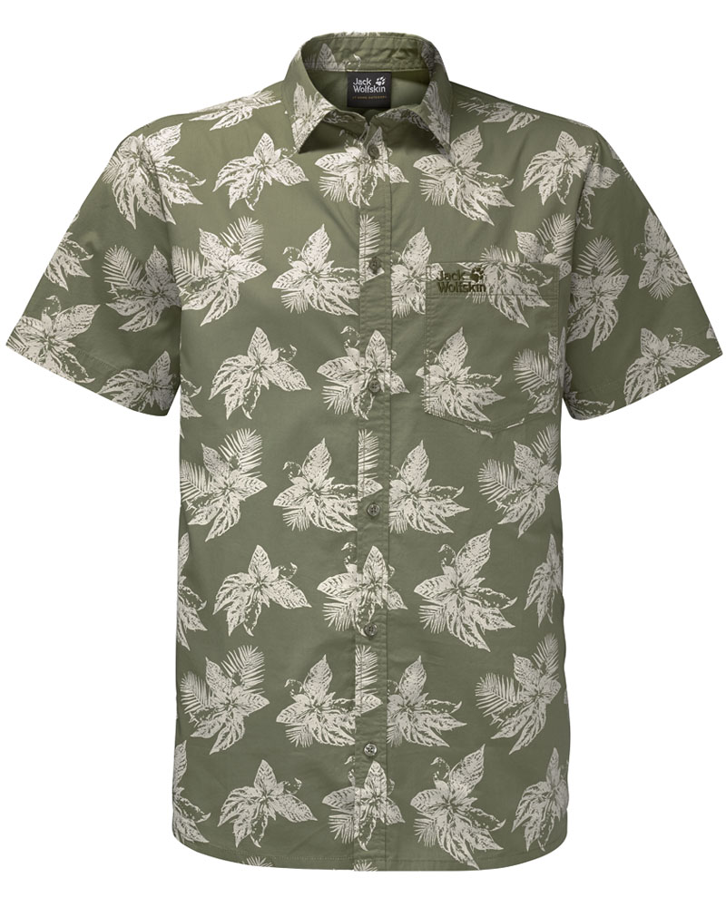 Рубашка Jack Wolfskin спойлер капота 2190 гранта