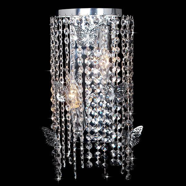 Настенный светильник EUROSVET, E14, 120 Вт