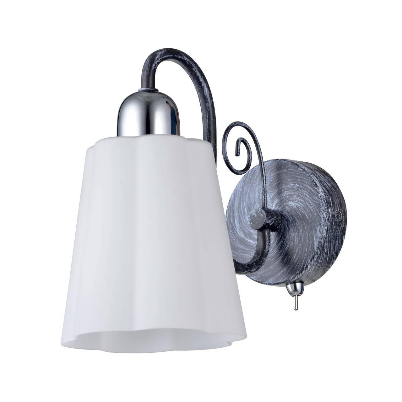 Бра IDLamp Rossella 847/1A-Blueglow цена