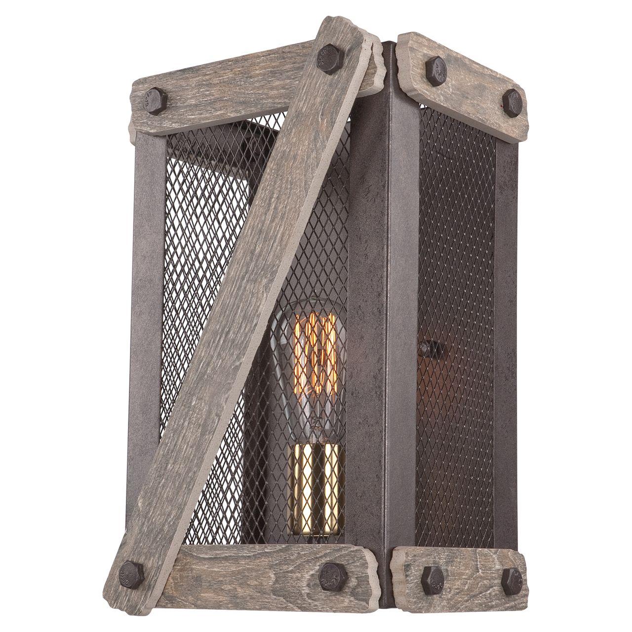 Настенный светильник Lussole Loft LSP-9101 цены онлайн