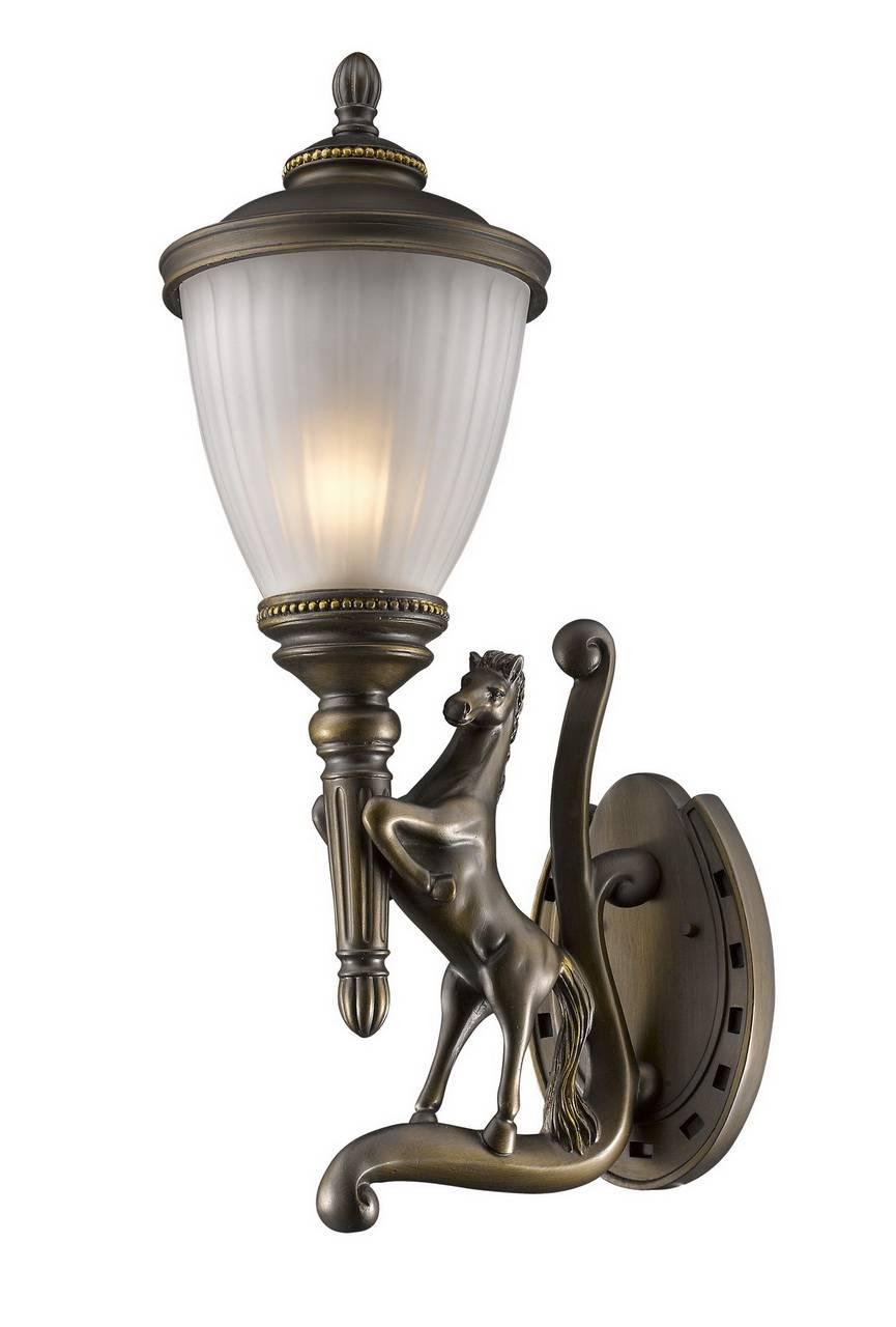 Уличный настенный светильник Favourite Guards 1334-1WL все цены