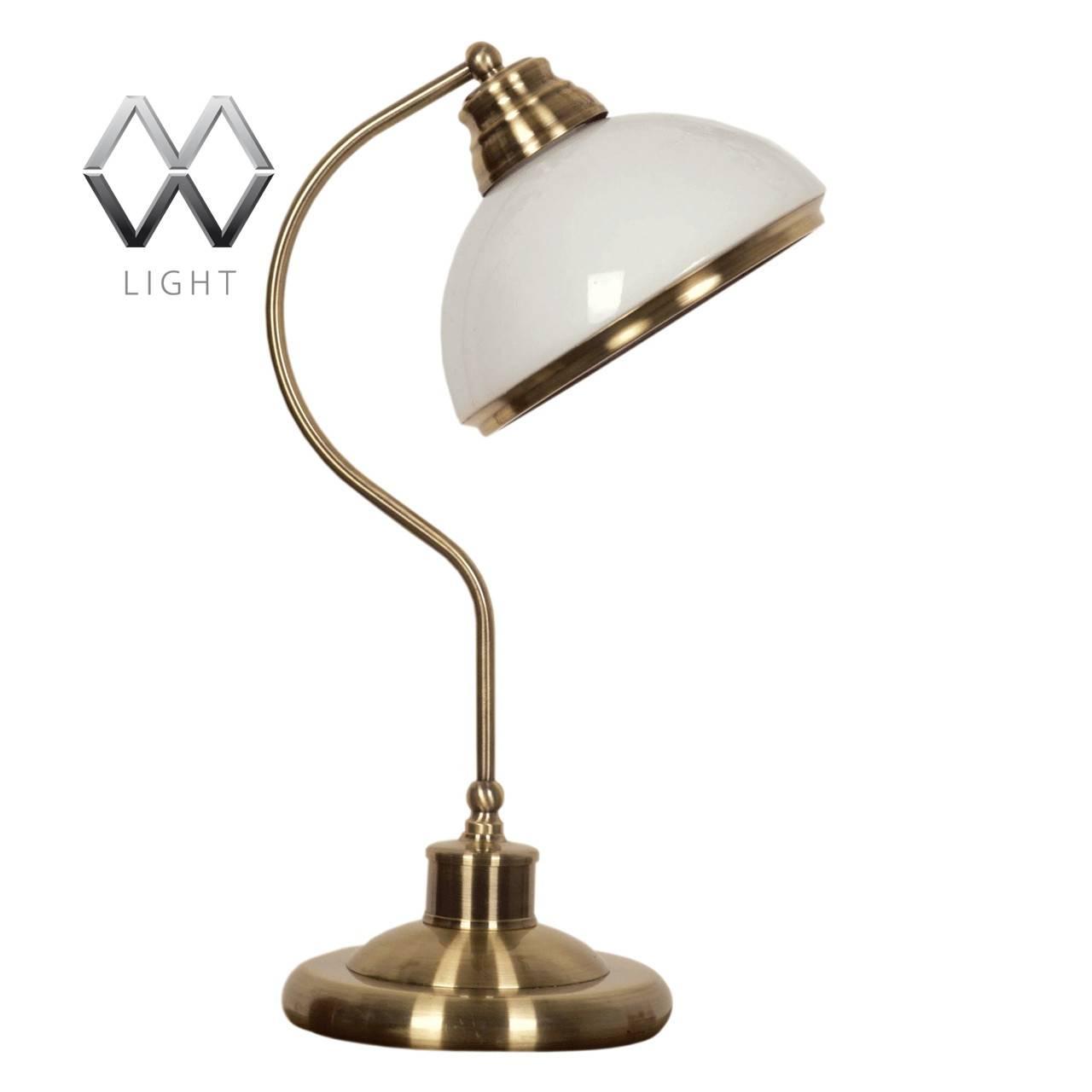 купить Настольная лампа MW-Light Фелиция 347031201 по цене 7860 рублей