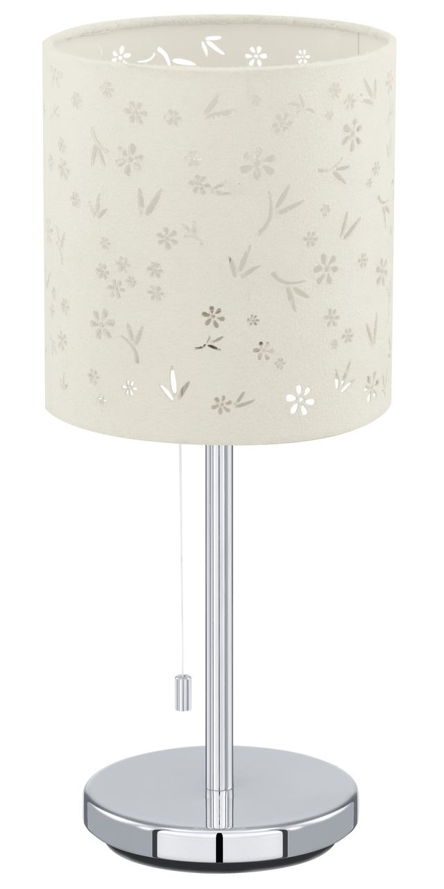 Настольная лампа Eglo Chicco 1 91395 eglo настольная лампа eglo plano led 95829