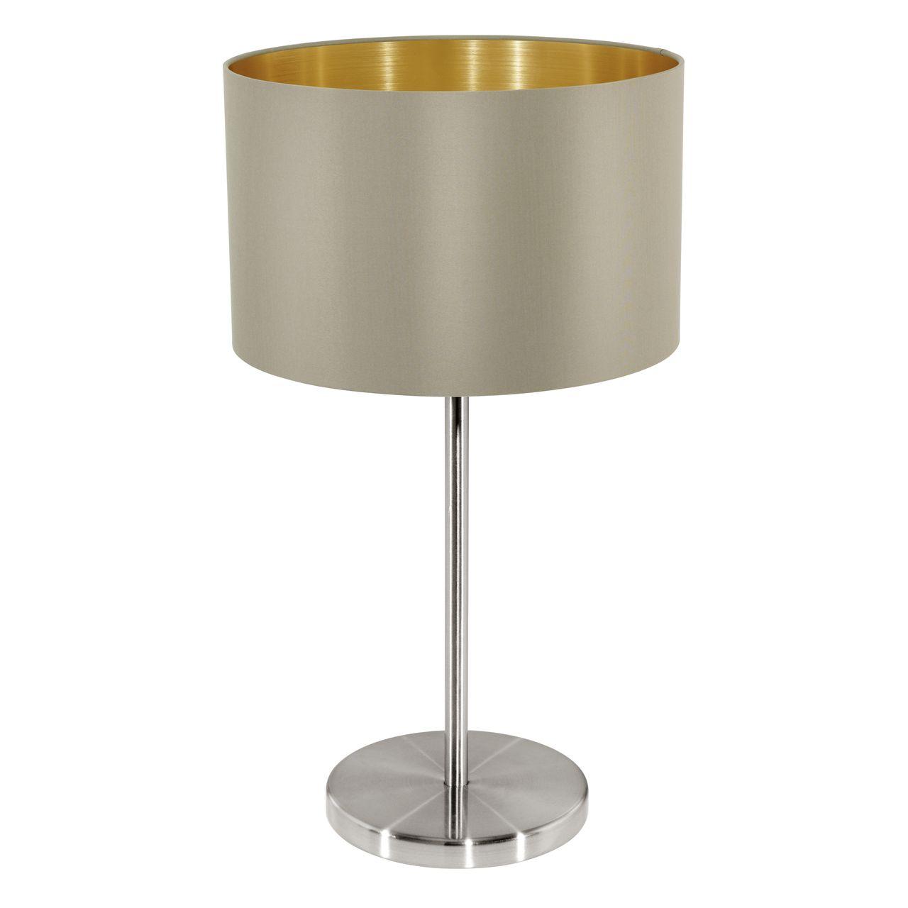 Настольная лампа Eglo Maserlo 31629 eglo настольная лампа eglo plano led 95829