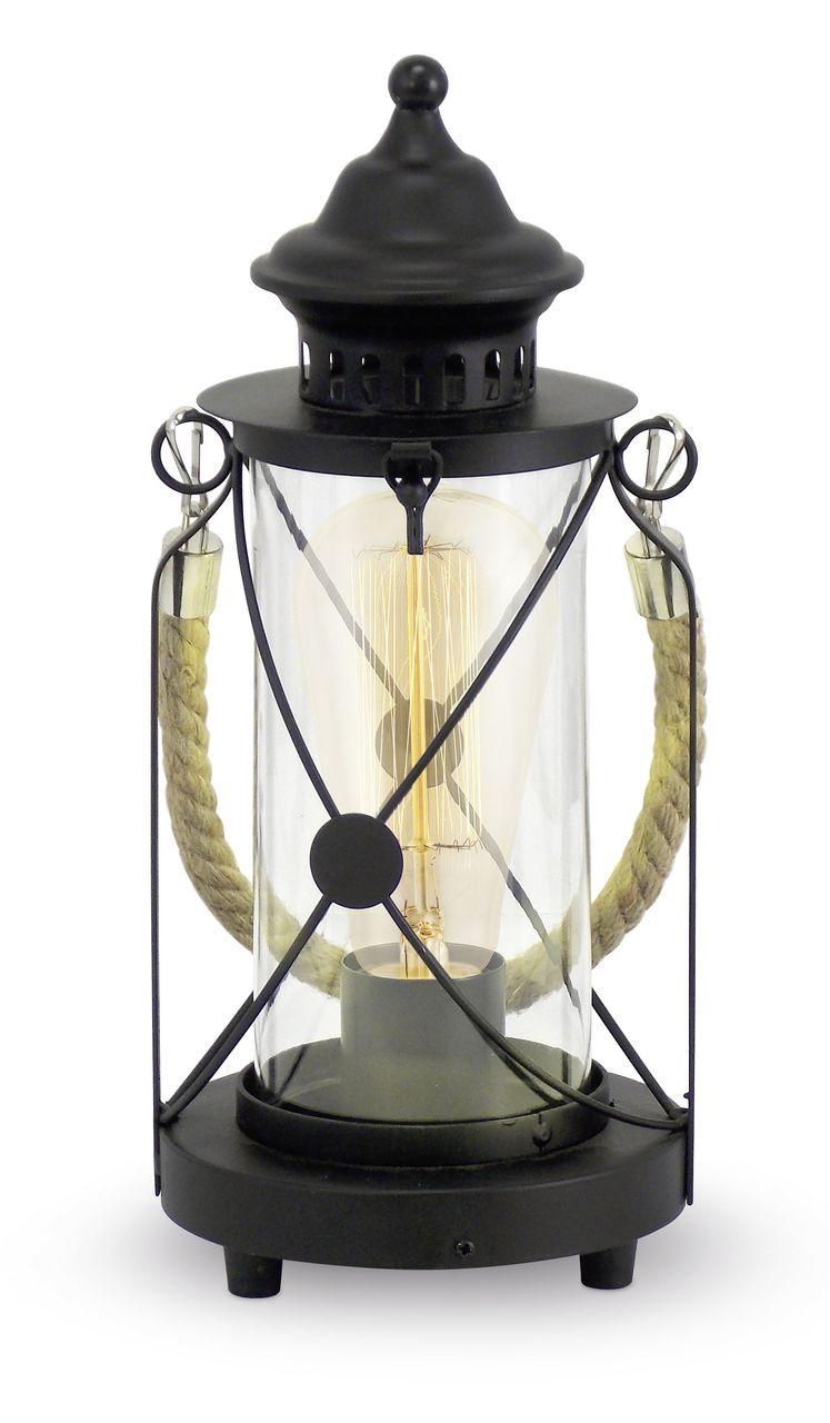 Настольная лампа Eglo Vintage 49283 настольная лампа eglo vintage 49275