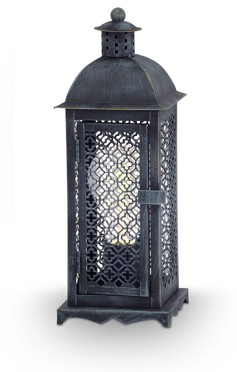 Настольная лампа Eglo Vintage 49285 настольная лампа eglo vintage 49287