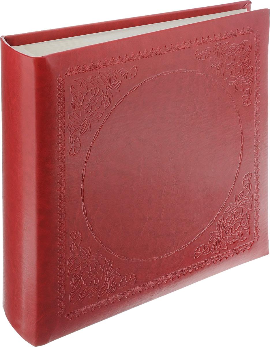 Фотоальбом Pioneer Glossy Leathern, 200 фотографий, цвет: красный, 10 x 15 см фотоальбом platinum классика 240 фотографий 10 x 15 см