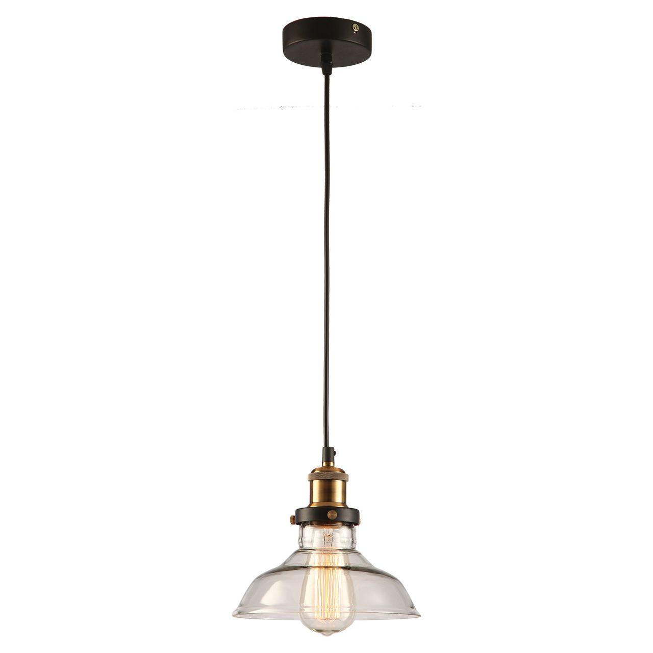 где купить Подвесной светильник Lussole Loft IX LSP-9606 дешево