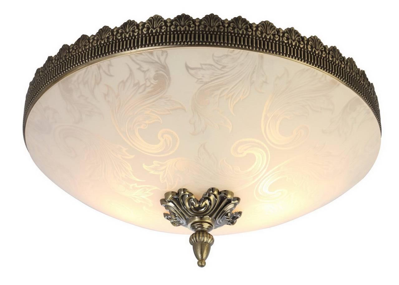 Потолочный светильник Arte Lamp Crown A4541PL-3AB цены