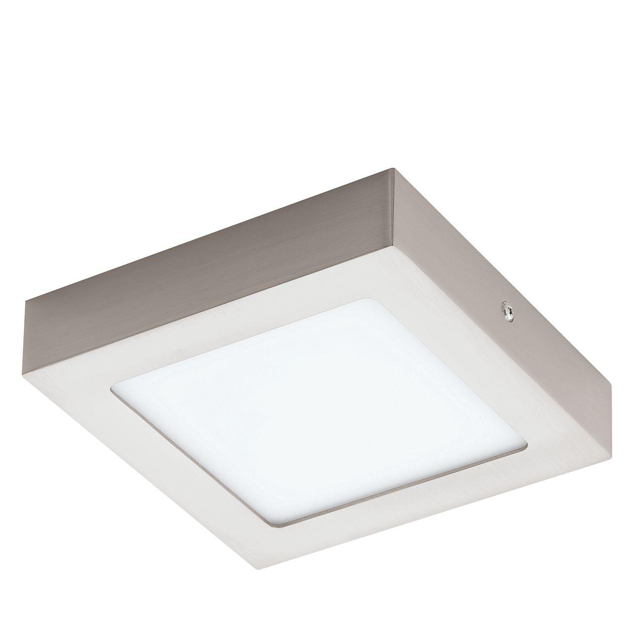Накладной светильник Eglo, LED, 10.95 Вт накладной светильник eglo calnova 94715