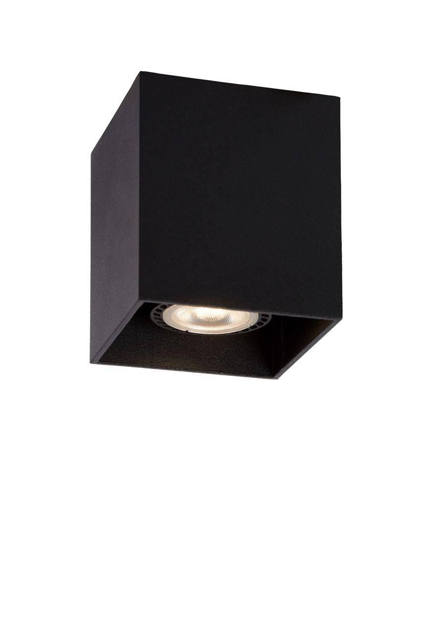 Потолочный светильник Lucide 09101/01/30, черный lucide 06409 01 36