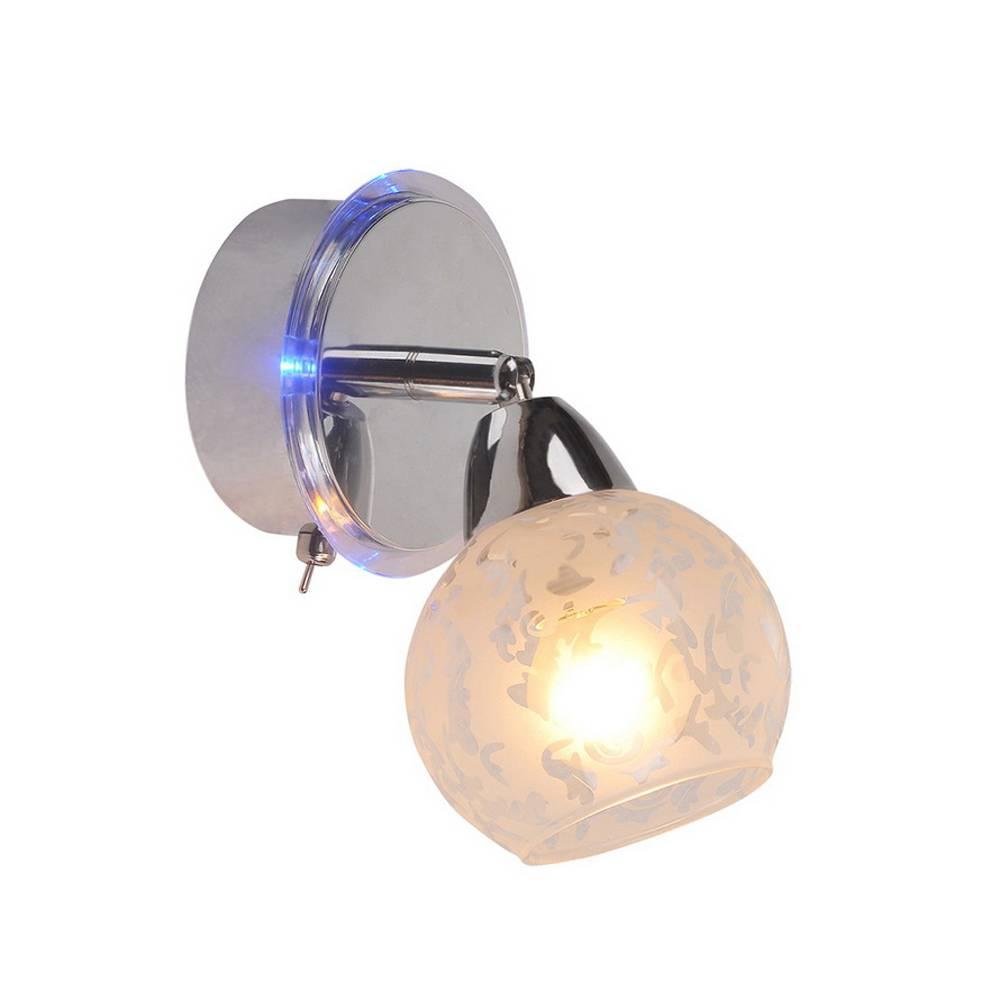 Спот IDLamp, E14, 60 Вт спот idlamp 200 1a chrome