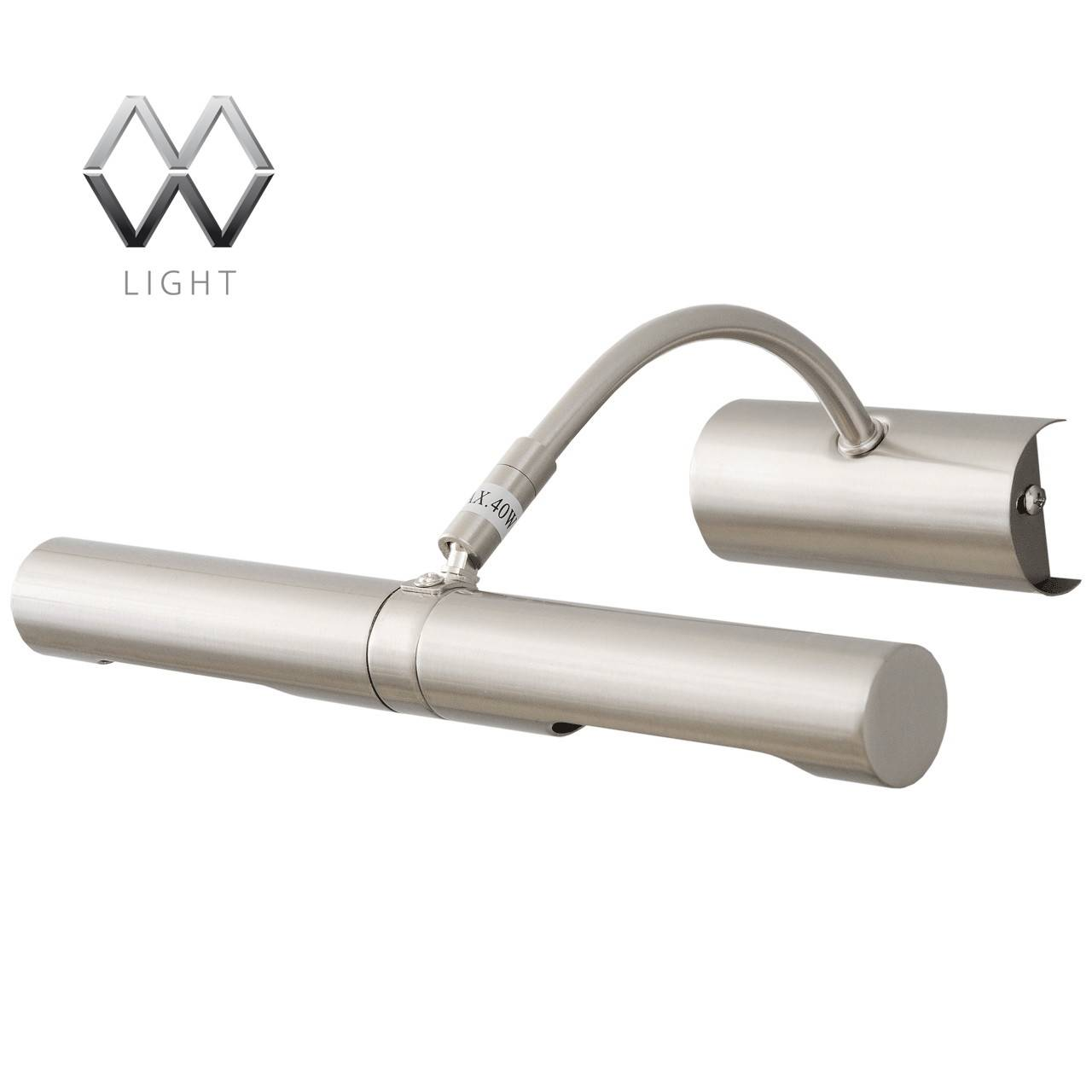 Подсветка для картин MW-Light Вернисаж Спот 2 502020702 спот mw light 808040201