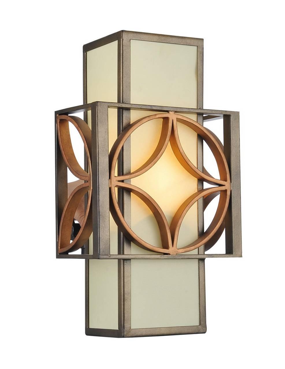 купить Настенный светильник Favourite Heraklion 1403-2W по цене 9900 рублей