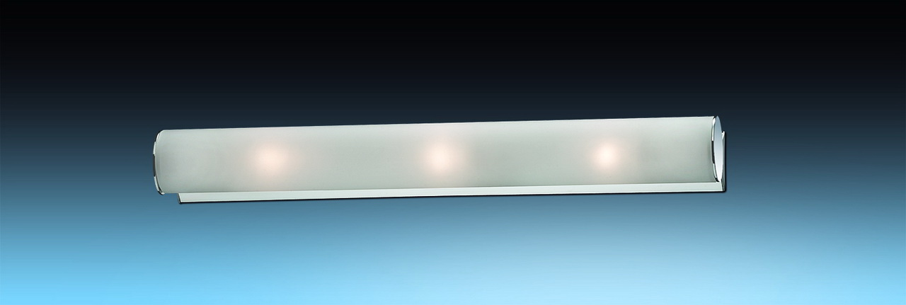 Подсветка для зеркал Odeon Light Tube 2028/3W 3w 3 led rgb sound active crystal mini party light transparent green white