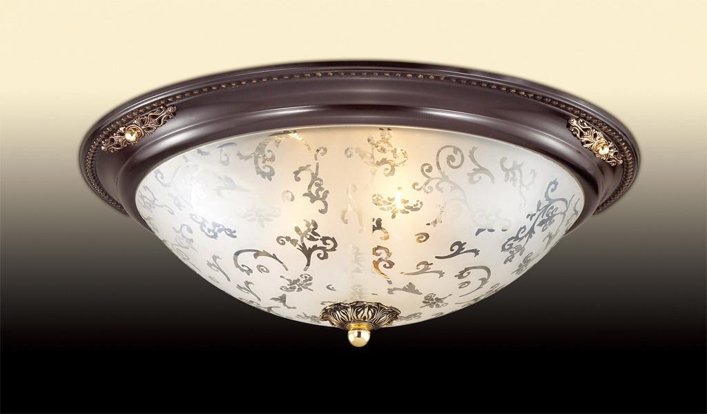 Потолочный светильник Odeon Light Corbea 2671/3C потолочный светильник odeon 2401 3c