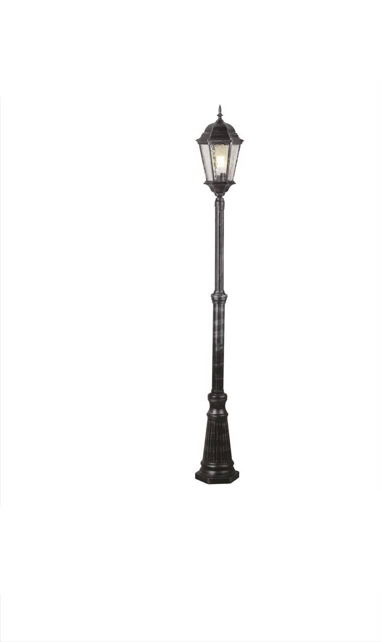 Садово-парковый светильник Arte Lamp Genova A1207PA-1BS подвесной светильник arte lamp genova a1205so 1bs