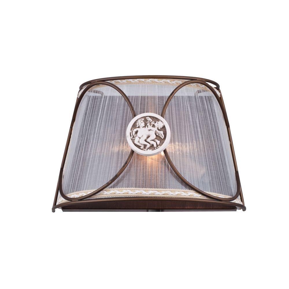 Настенный светильник Maytoni Letizia ARM365-01-R подвесная люстра maytoni letizia arm365 05 r