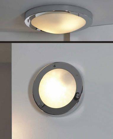 купить Настенный светильник Lussole Acqua LSL-5512-01 по цене 2545 рублей