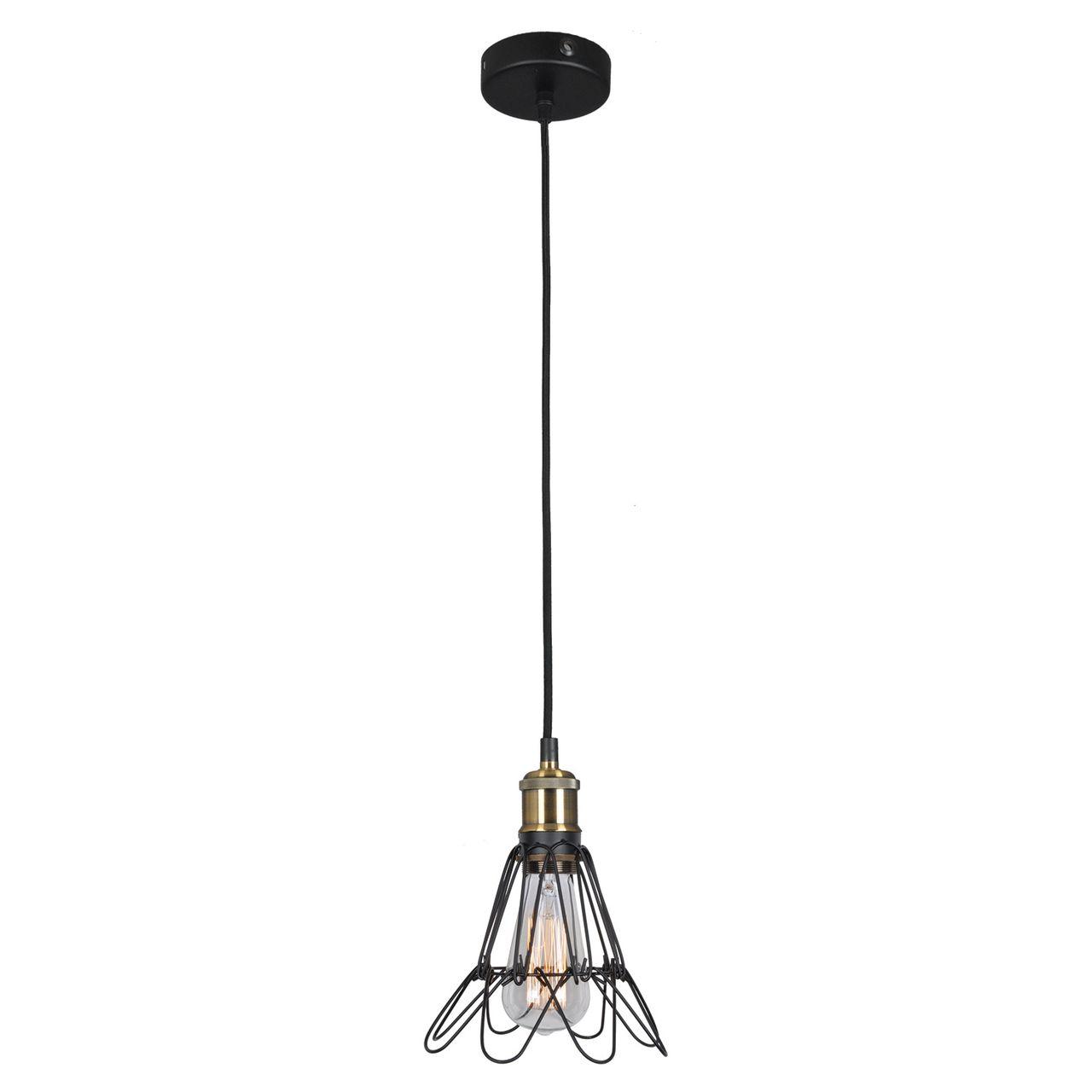 цена на Подвесной светильник Lussole Loft VII LSP-9609