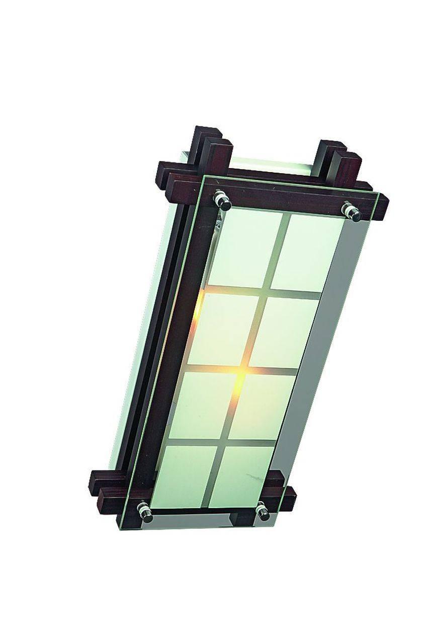 Настенный светильник Omnilux, E14, 80 Вт настенный светильник omnilux oml 40527 02