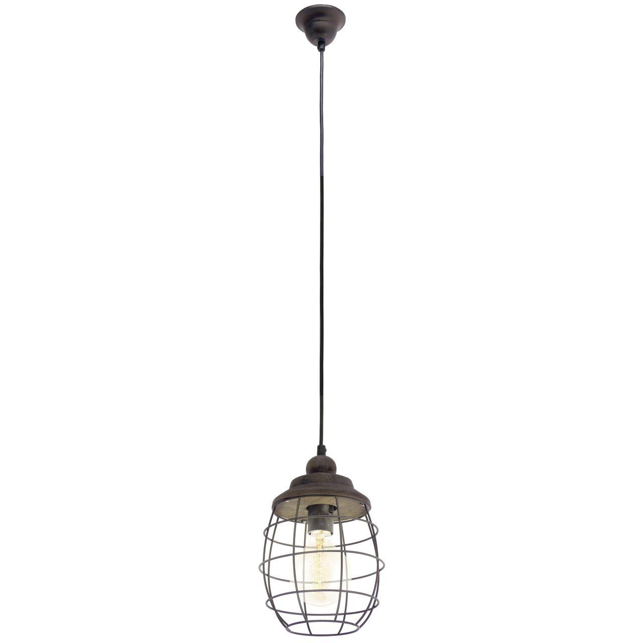 Подвесной светильник Eglo Vintage 49219 подвесной светильник eglo vintage 49244