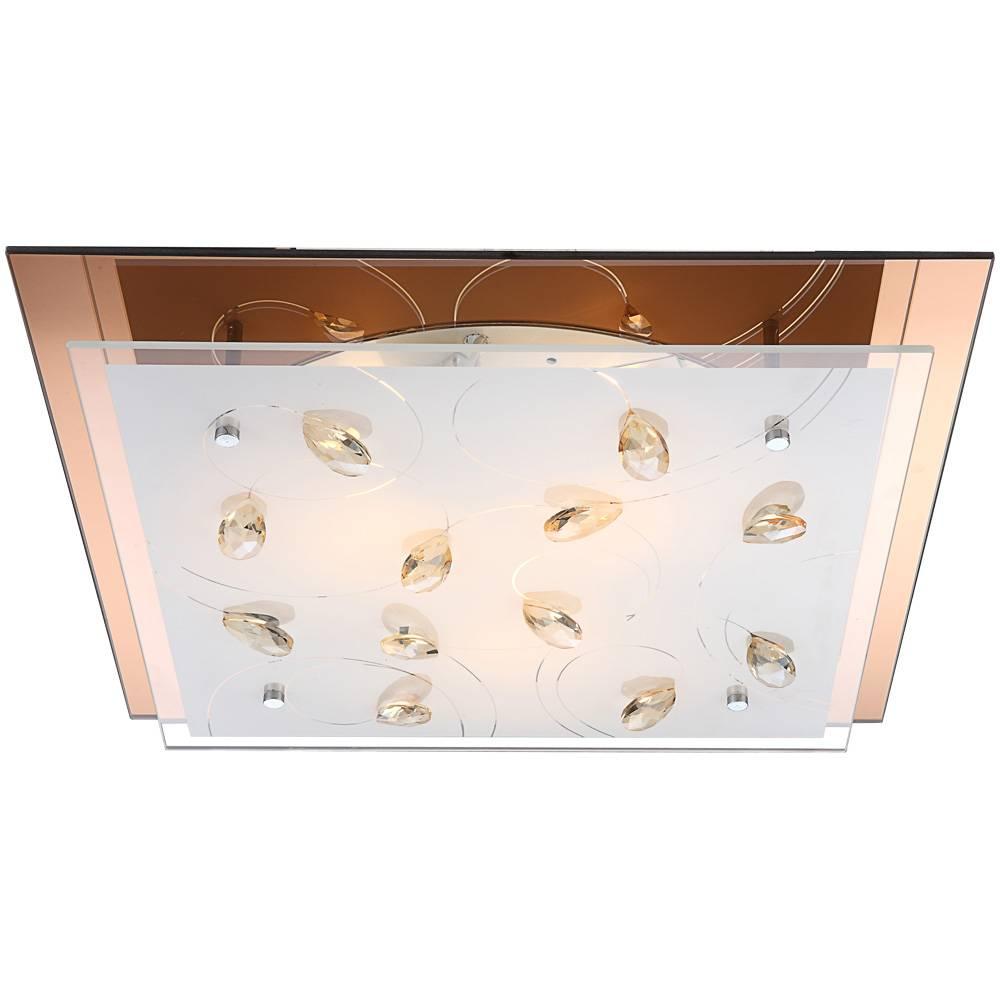 Накладной светильник Globo, E27, 120 Вт globo накладной светильник malaga 48327