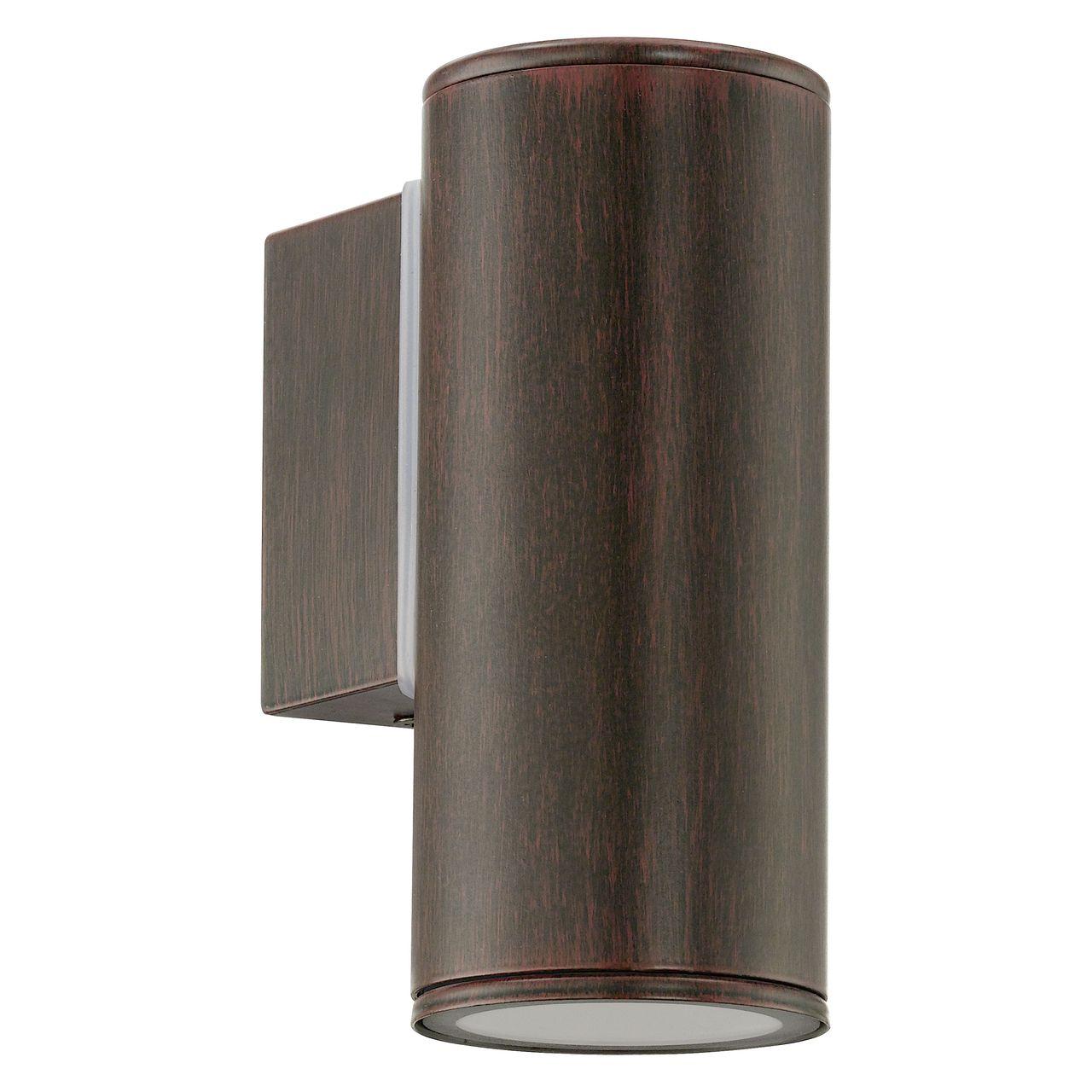 цена на Уличный настенный светильник Eglo Riga 94104