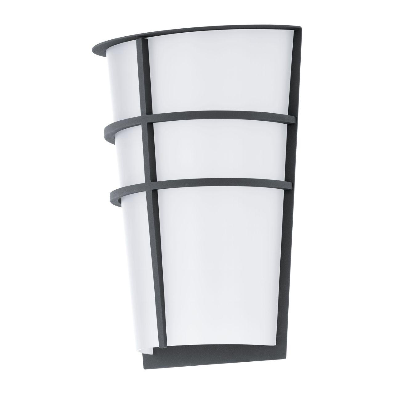 Уличный настенный светильник Eglo Breganzo 94138 eglo 91342