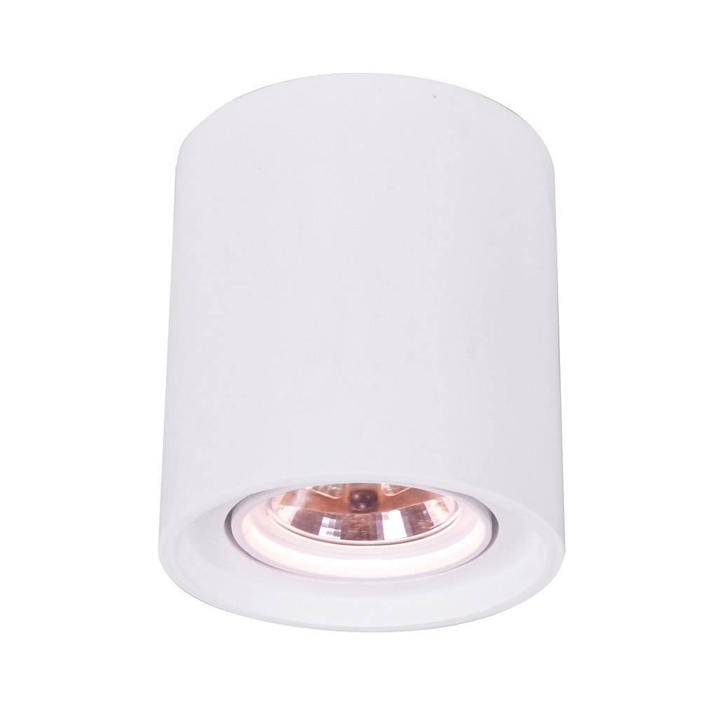 Встраиваемый светильник Arte Lamp Tubo A9262PL-1WH цена