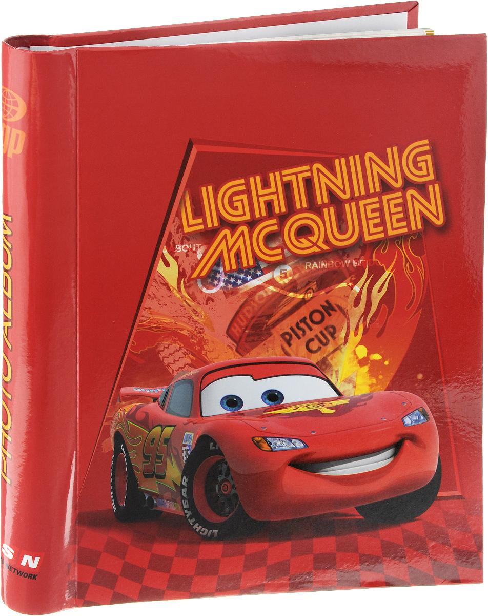 Фотоальбом Pioneer Cars 2, 20 магнитных листов, цвет: красный, 23 х 28 см фотоальбом pioneer disney valentine 20 магнитных листов 29 х 32 см lm sa20bb c