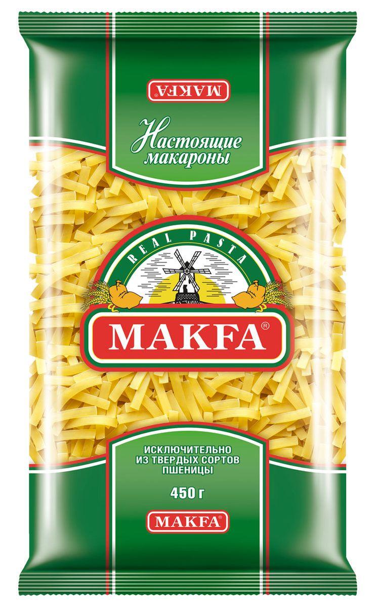 Makfa лапша, 450 г