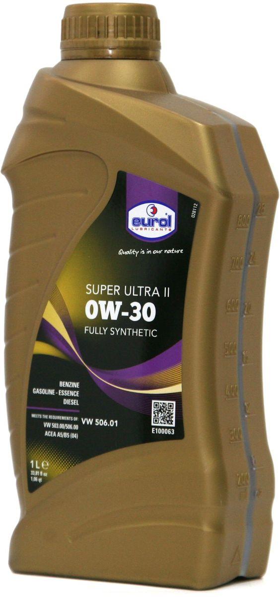 Моторное масло Eurol Super Ultra II 0W-30 (1л)