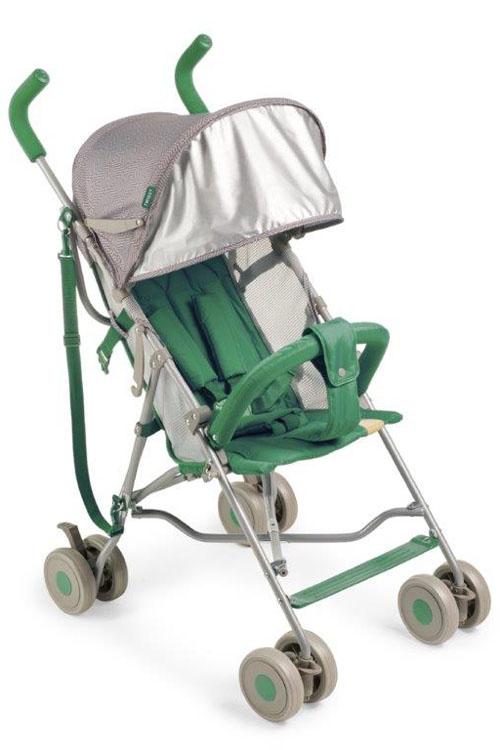 Happy Baby Коляска-трость Twiggy Green4690624018688Коляска Twiggy создана специально для тех, кто ценит максимальный комфорт при минимальном весе. Отличный ход обеспечивают сдвоенные колеса, из которых передние поворотные на 360? с возможностью фиксации. Передние колеса с амортизацией, что дает дополнительный комфорт для ребенка. При весе всего 4,35 кг, Twiggy имеет пятиточечные ремни безопасности, мягкие нескользящие ручки, съемный бампер, большой капюшон с возможностью увеличения, ремень для переноски, подстаканник.