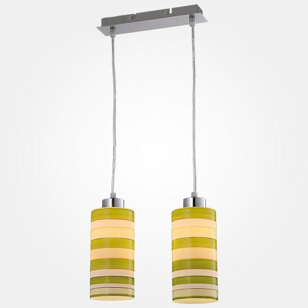 Подвесной светильник Eurosvet Фортуна 50044/2 хром подвесной светильник eurosvet 1181 2 хром