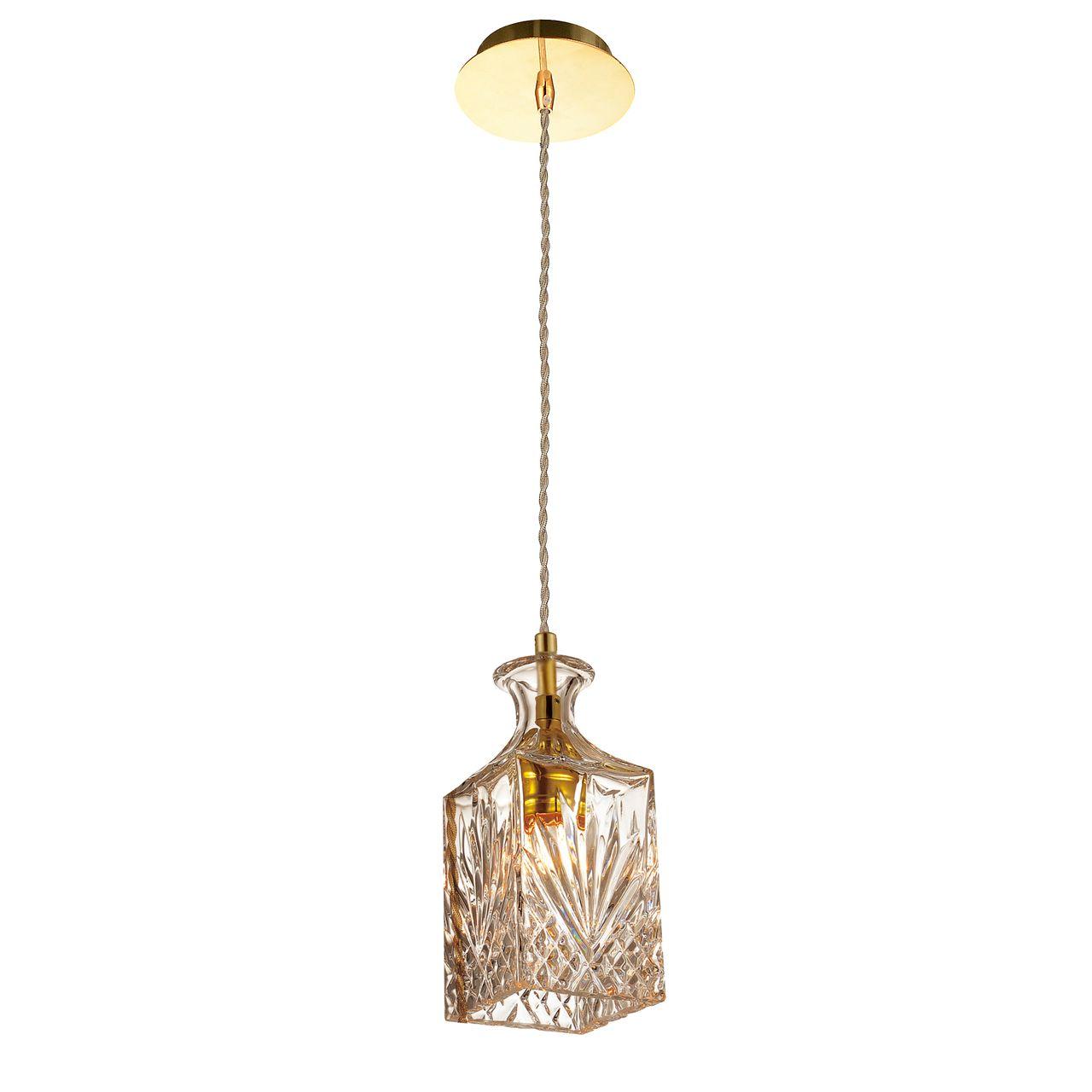 Подвесной светильник Favourite, E27, 60 Вт