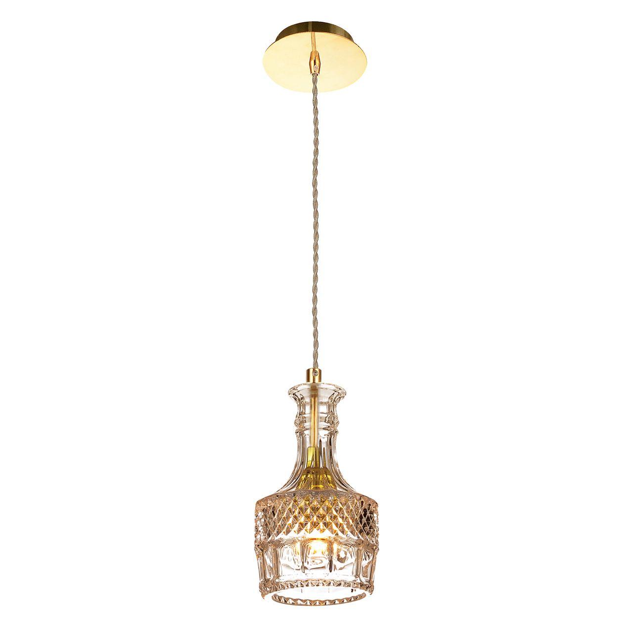 Подвесной светильник Favourite Bottle 1858-1P favourite спот favourite arabian drim 1797 3u